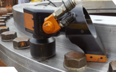 Hydraulic Torque Wrench Systems At Work : 101