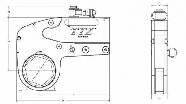 ttz-dimensions