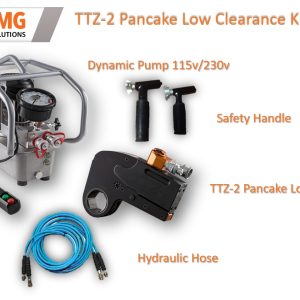 TTZ-2 Pancake Low Clearance Kit