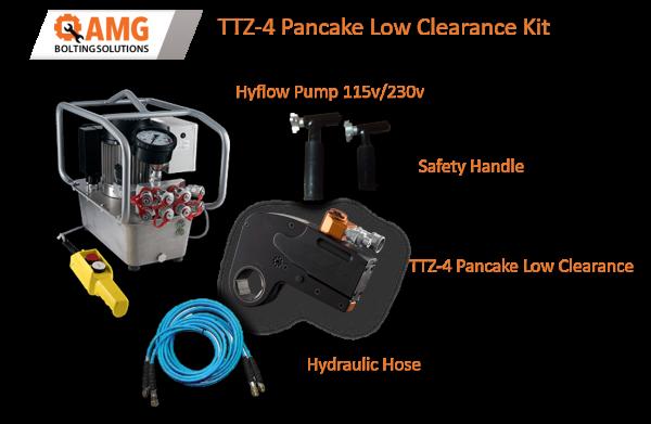 TTZ-4 Pancake Low Clearance