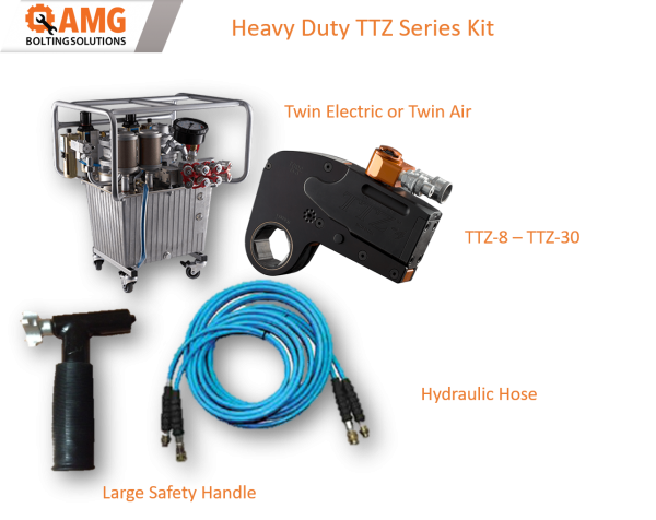 Heavy Duty TTZ Kit
